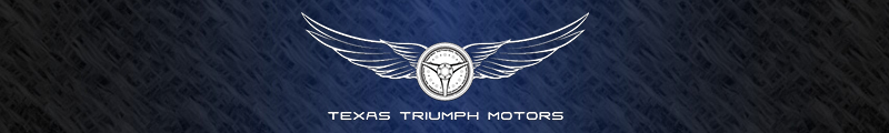 Texas Triumph Motors San Antonio