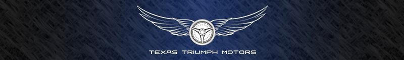 Texas Triumph Motors San Antonio
